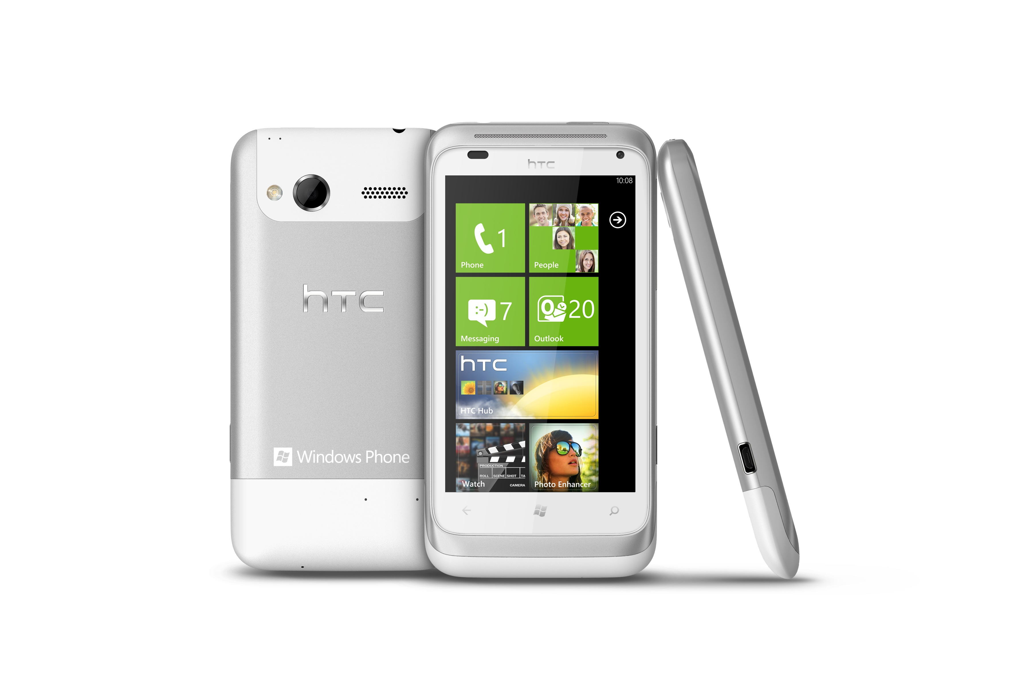 Htc radar 4g windows smartphone t mobile simple mobile for Window 4g phone