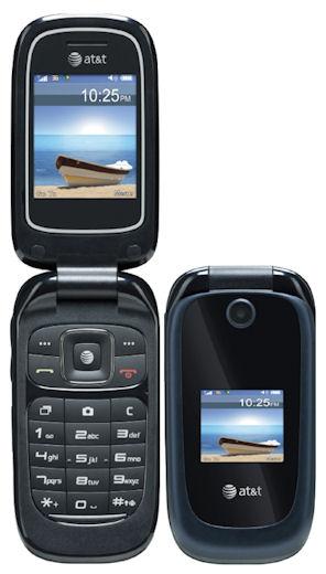 cloud due zte smart flip phone said