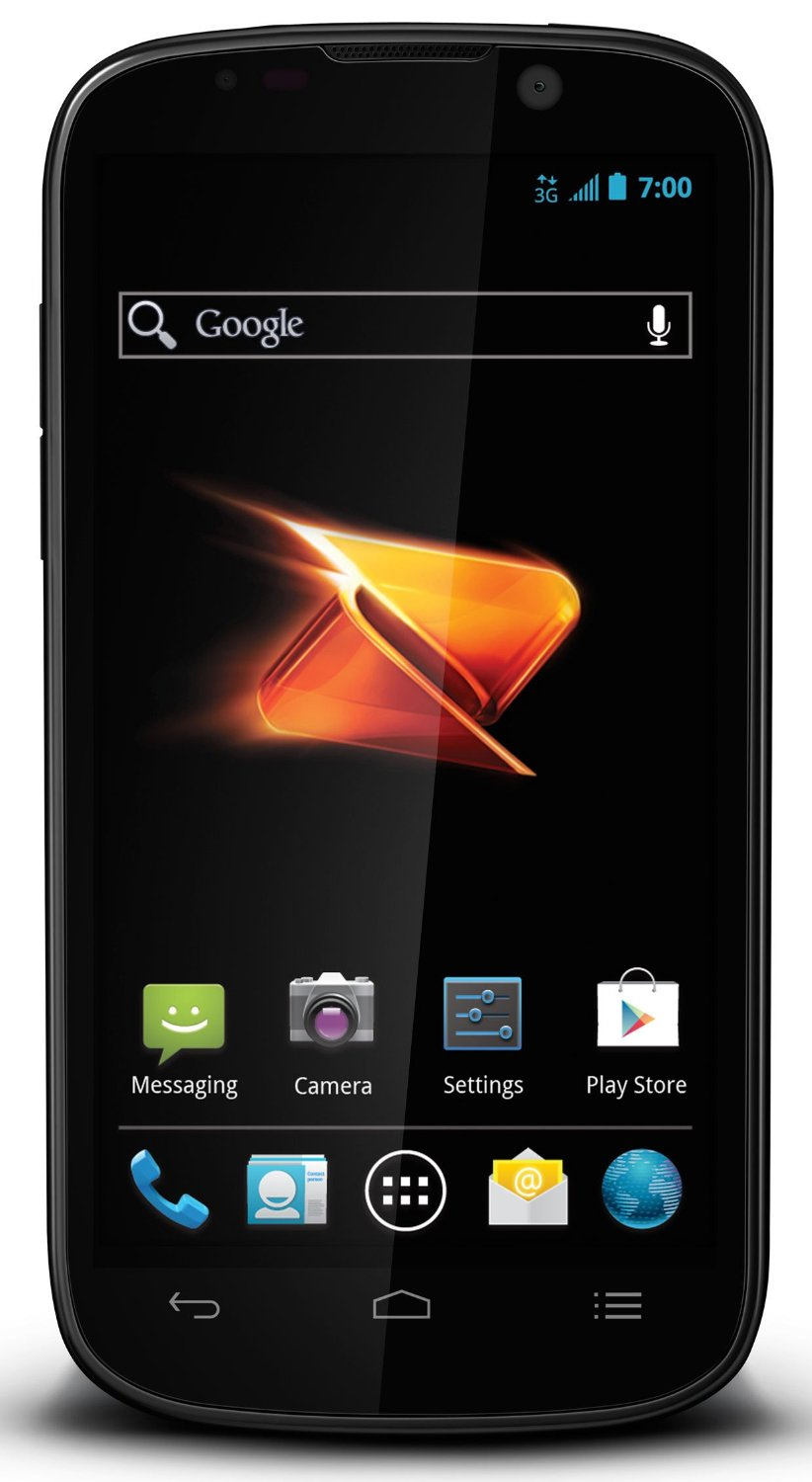 so-called zte warp android phone want teach