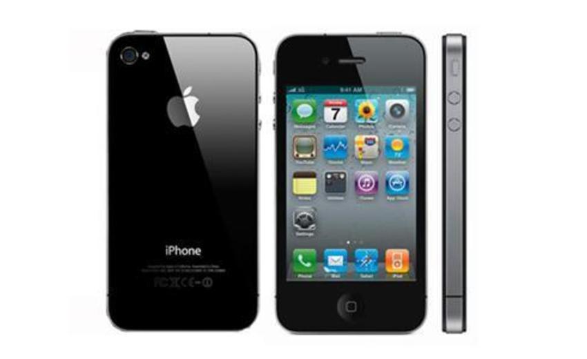 Iphone 4 Black Used Factory Unlocked iPhon...